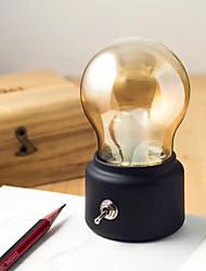 Недорогие -Шары LED Night Light Креатив / День рождения / Атмосферная лампа USB 1 комплект