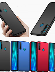 cheap -Ultra Thin Hard Protective Phone Case Cover for Xiaomi Redmi Note 8 Note 8 Pro Note 7 Note 7 Pro