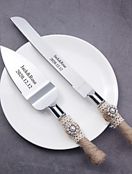 cheap -Resin / Steel Stainless Wedding / Birthday 1 set / PP Bag Knives / Shovel / Bakeware