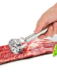 abordables -acier inoxydable viande machine outils rouleau attendrisseur viande de homard viande hachée steak maison cuisine gadget cuisson