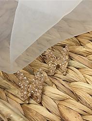 cheap -Women's Earrings Vintage Style Butterfly Joy S925 Sterling Silver Earrings Jewelry White / Pink For Gift Daily Festival 1 Pair