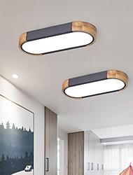 cheap -1-Light 14 cm Flush Mount Lights Acrylic Novelty Painted Finishes LED / Modern 110-120V / 220-240V