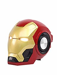 cheap -Iron Man Outdoor Bluetooth Speaker Wireless Portable Speaker