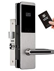 Недорогие -Factory OEM KD8906RF сплав цинка Блокировка карты Умная домашняя безопасность Android система RFID Гостиница Деревянная дверь (Режим разблокировки Сумки для карточек)