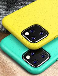 Недорогие -экологически чистый силиконовый чехол для iphone 11 pro / iphone 11 / iphone 11 pro max противоударный чехол для подушки безопасности для чехлов iphone 11 tpu