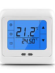 cheap -RZ® LYK-109 Mini / Portable LCD Digital Thermostat Thermometer Internal sensor setting range: 5 - 35°C (programmable) - Internal sensor measurement range: 0 - 40°C - External sensor measurement