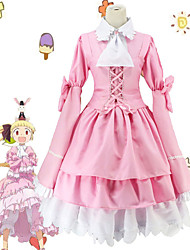 cheap -Inspired by Alice's Adventures in Wonderland Cosplay Anime Cosplay Costumes Japanese Cosplay Suits Top Dress Corsets For Women's / Bow / Bow Tie / Bow / Bow Tie