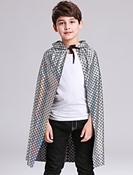 cheap -Halloween Cosplay Boy Cloak Shawl Dinosaur Crocodile Cape Color Animal Shawl Kids Gift