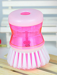 cheap -Kitchen Cleaning Brush Hydraulic Pressure Washing Brush Dish Bowl Wash Tool
