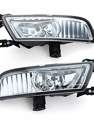 cheap -Pair Car Fog Lights L&R Grill Lamp Bulb Harness Switch Kit For Honda CR-V CRV 15-16