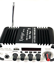 Недорогие -80 Вт мини-автомобиль мотоцикл лодка усилитель мощности Hi-Fi стерео усилитель FM-MP3 Audio 2ch