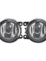 Недорогие -2шт автомобиля передний бампер противотуманные фары с лампой h11 для Suzuki SX4 / Grand Vitara / Swift / S-Cross / Альт
