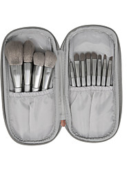 cheap -Professional Makeup Brushes 12pcs Soft New Design Comfy Plastic Shell for Makeup Brush