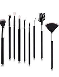 cheap -Professional Makeup Brushes 9pcs Professional Soft Cool Comfy Wooden / Bamboo for Makeup Brush