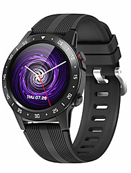 cheap -New M5S Men's Bluetooth Sports Smart Watch Android IOS Bluetooth Waterproof Touch Screen GPS Heart Rate Blood Pressure Sleep Health Monitoring / Air Pressure/Altitude Measurement/Multiple Sports Modes