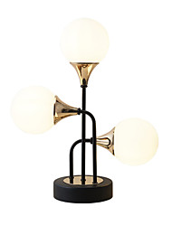 cheap -Table Lamp Decorative Artistic Modern Contemporary Nordic Style For Bedroom Study Room Office Metal 85-265V Black