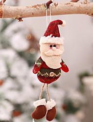 cheap -Christmas Ornaments Christmas Polyester Mini Novelty Christmas Decoration