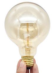 cheap -1pc 40 W E26 / E27 Warm White Decorative Incandescent Vintage Edison Light Bulb 220-240 V
