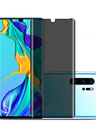 cheap -Privacy Screen Protector for Huawei P30 Pro Anti-Spy 3D Tempered Glass High Definition