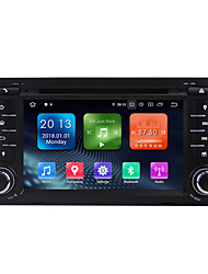 cheap -Winmark WN7047 7 inch 2 DIN Quada Core 2G 16G Android 9.0 In-Dash Car DVD Player Car Multimedia Player Car GPS Navigator Wifi EX-3G DAB / GPS / Built-in Bluetooth / RDS for Audi A3 2003-2011