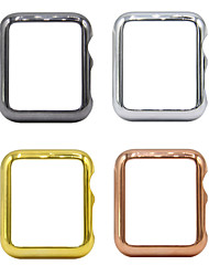 cheap -Cases For Apple Watch Series 5 Plastic Compatibility Apple