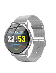 cheap -R88 Smart Watch BT Fitness Tracker Support Notify/Heart Rate Monitor Sport Stainless Steel Smartwatch Compatible Iphone/Samsung/Android Phones