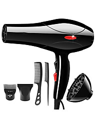 cheap -6 Pcs Electric Powerful Hair Dryer Tools Set High Power Multi-Functional Hair Styling Tool 220V