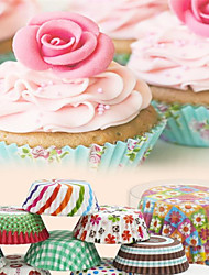 cheap -Wedding / Party Eco-friendly Material / Cardboard Paper Cake Accessories Creative / Wedding - 100 pcs