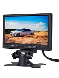 cheap -7 Inch Car Monitor 800*480 TFT Color LCD Screen Car Parking System Monitor For Car Reverse