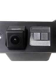 cheap -ZIQIAO CCD HD Night Vision Waterproof Camera Auxiliary Car Parking Reversing Standby Rear View Camera For Modern H1
