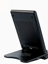 cheap -Vertical Wireless Charger Ofice Desktop Folding Double Coil Wireless Charger Quick Charge