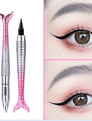 abordables -Eyeliner Imperméable Maquillage 1 pcs Brillant & Séduisant Usage quotidien Maquillage Quotidien Séchage rapide Cosmétique Accessoires de Toilettage