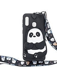 cheap -Case For Samsung Galaxy A6 (2018) / A6 Plus/A7(2018) Wallet / Pattern Back Cover 3D Cartoon TPU For Samsung Galaxy A9 2018/A10/A20E/A30/A40/A50/A60/A70/A80/A5 2017