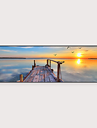 cheap -Framed Art Print Framed Set - Landscape PS Photo Wall Art