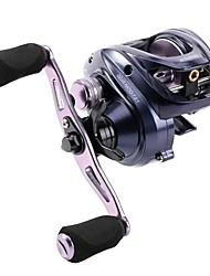 cheap -Fishing Reel Baitcasting Reel 7.2:1 Gear Ratio+11 Ball Bearings Right-handed / Left-handed Carp Fishing / Bass Fishing / Carbon Fiber