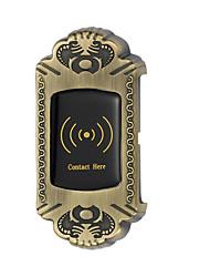 abordables -Factory OEM RF01 alliage de zinc Verrouillage de carte Smart Home Security Android Système RFID Maison / Bureau Autres (Mode de déverrouillage Carte)