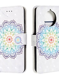 cheap -Case For Nokia 9 PureView / Nokia 7.1 / Nokia 4.2 Wallet / Card Holder / Flip Full Body Cases Flower PU Leather For Nokia 1 Plus/Nokia X71
