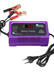 cheap -12V/24V 4AH-200AH Pulse Repair Intelligent Battery Charger For Car Motorcycle Agm Gel Dry Wet Lead-acid Batteries - AU plug