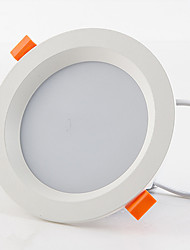 cheap -Die-cast LED Downlight 5W Shop Hotel Office Hallow Lamp Flat Light