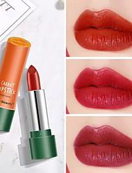 abordables -1 pcs 4 couleurs Imperméable / Lèvres Humide Humidité / Naturel Sexy / Doux Maquillage Cosmétique Accessoires de Toilettage