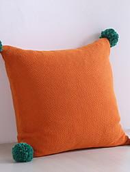 cheap -Set of 1 Polyester Pillow Cover & Insert, Novelty Leisure Throw Pillow