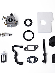 cheap -High Strength Carburetor Set for ZAMA MS170 MS180