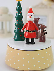 cheap -Christmas Ornaments Holiday Plastic Mini Novelty Christmas Decoration