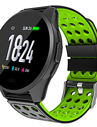 cheap -Indear CK20S Smart Watch BT Fitness Tracker Support Notify/Heart Rate Monitor Sport Smartwatch Compatible Iphone/Samsung/Android Phones