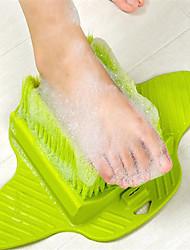 Недорогие -скраббер для ног щетка для душа отшелушивающий кожу скраббер мягкие и жесткие щетинки сухой каллус мыло скраб для ног с напольным отсосом для ванны