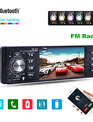 cheap -4019B 4.1 inch 1 Din Car Radi Auto Audio Stereo Car Multimedia Player Bluetooth Support Rear View Camera USB Steering Wheel Remote Control