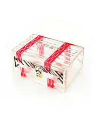 Недорогие -SKMEI Шутки и фокусы чашка Natsume Такаси профессиональный уровень Пластиковый корпус 100 pcs внедорожник Взрослые Все Игрушки Подарок