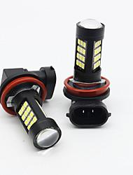 cheap -2X 9006/HB4 42 SMD LED White Color 2835 Canbus Error Free Fog Light Bulb 6500K