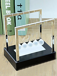 cheap -Kinetic Orbital Newton Cradle Balance Ball Educational Toy Creative Stress and Anxiety Relief Office Desk Toys Kid's Adults Boys' Girls' Toy Gift 1 pcs