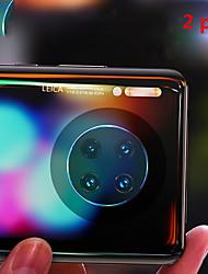 Недорогие -Задняя крышка объектива камеры протектор закаленное стекло пленка для huawei помощник 30 / помощник 30 pro / помощник 20 / помощник 20 pro / помощник 20 lite / помощник 20 x / p30 / p30 pro